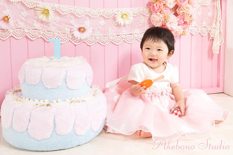 奈良県お誕生日写真