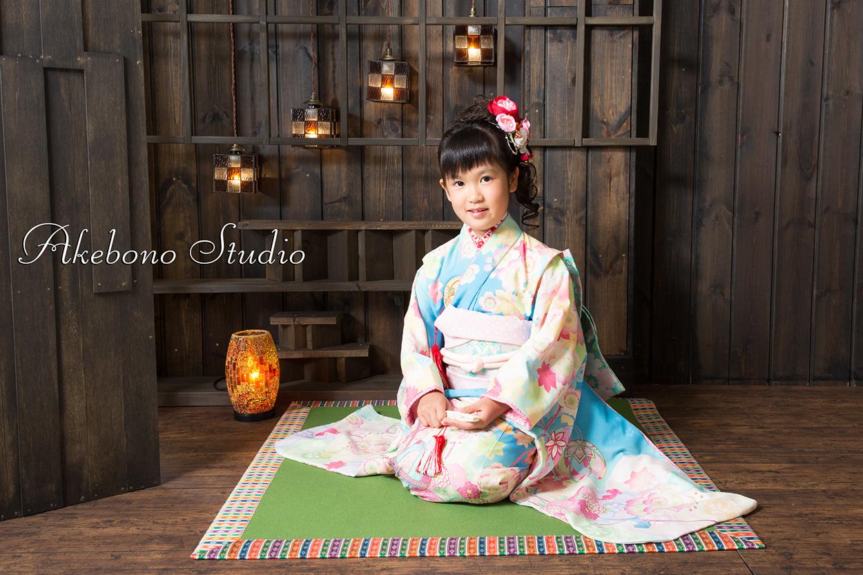 奈良県七五三写真