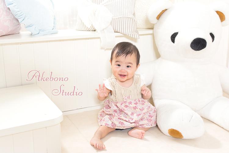 お誕生日写真京田辺