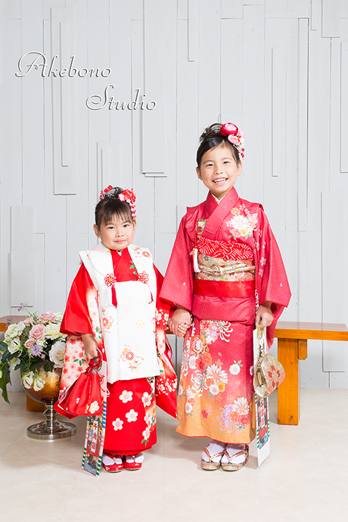七五三写真館奈良県奈良市