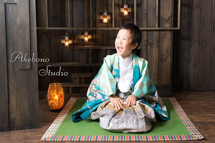 写真スタジオ七五三奈良