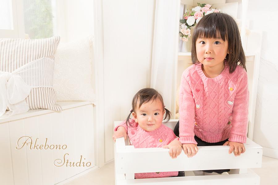 お誕生日写真奈良県橿原市