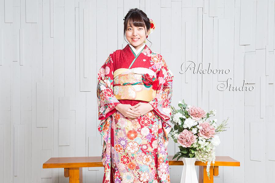 成人式写真館奈良県奈良市