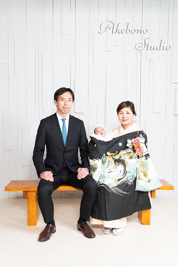 赤ちゃんお宮参り写真館奈良