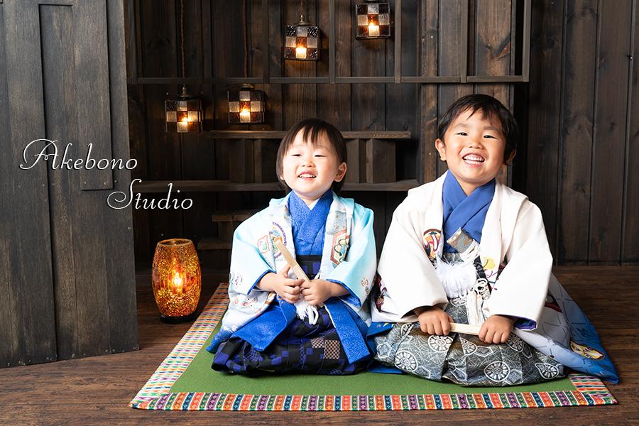 七五三写真奈良県奈良市