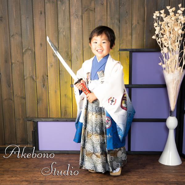 七五三前撮り写真奈良県奈良市