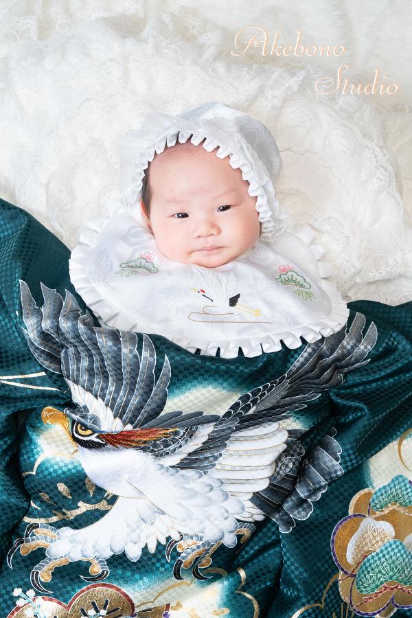 お宮参り写真赤ちゃん奈良県生駒市