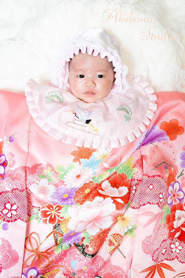 お宮参り写真赤ちゃん大阪府八尾市