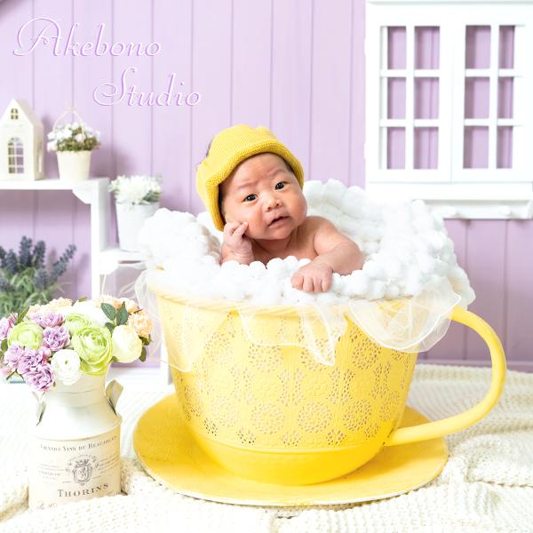 ニューボーンフォト赤ちゃん写真奈良県奈良市京都府木津川市