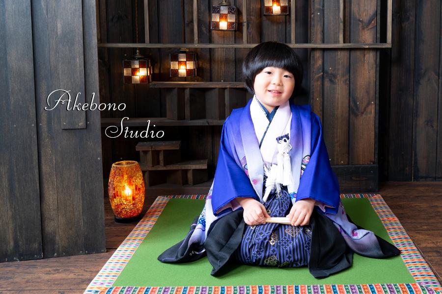 七五三撮影写真奈良県奈良市京都府木津川市