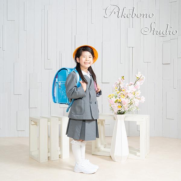 入学写真 奈良県香芝市