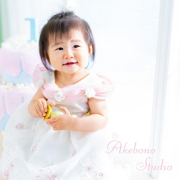 お誕生日写真 奈良県奈良市