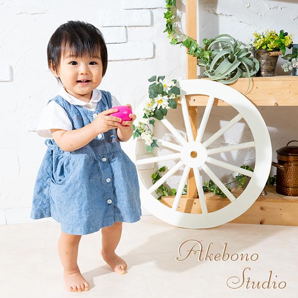 お誕生日写真 奈良県生駒市