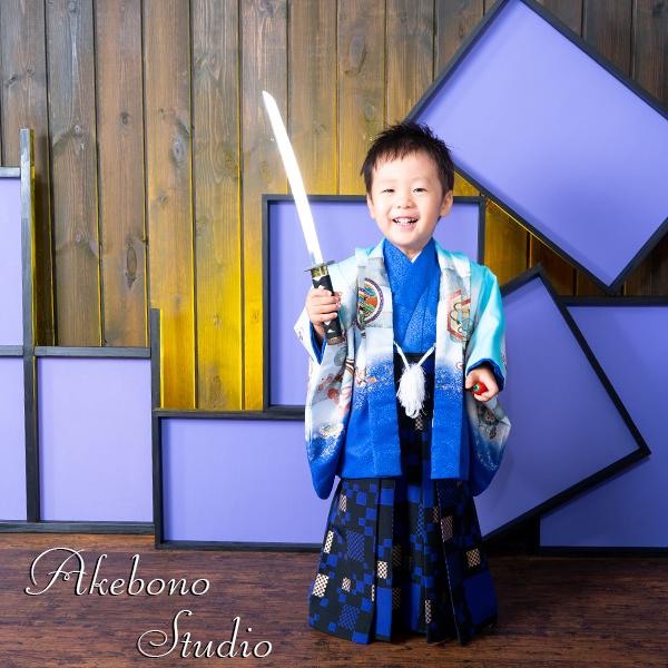 七五三写真 奈良県奈良市